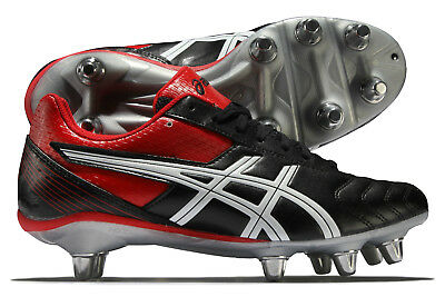 Asics Mens Lethal Tackle SG Rugby Boots