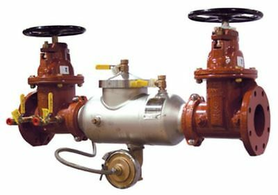 "Apollo-Conbraco: 2 1/2""Reduced Pressure Backflow Preventer-Brand New"