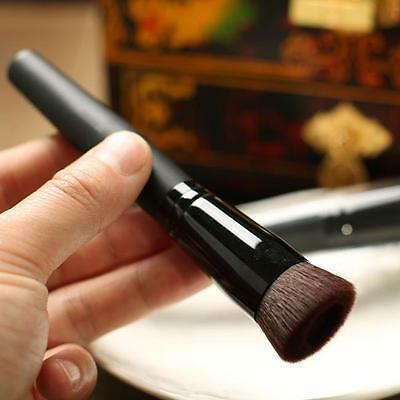 Foundation Multi-Function Makeup Brush Facial Care Liquid Hair Wooden Brushes N1