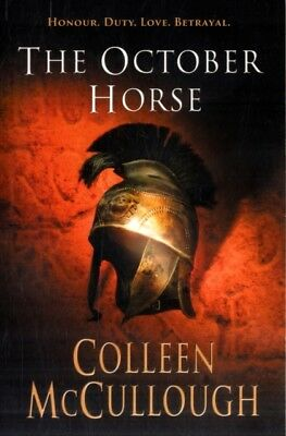 The October Horse (Masters of Rome) (Paperback), McCullough, Coll...