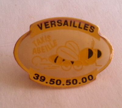 Pin's pin VERSAILLES TAXIS ABEILLE (ref CL29)