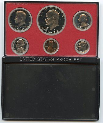 1975 United States PROOF Coin Set - U.S. Mint Official - Authentic