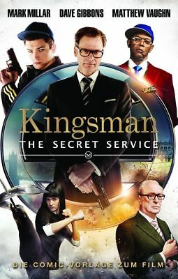 Secret Service # 1 - Kingsman - Mark Millar / Dave Gibbons / Vaughn - Panini