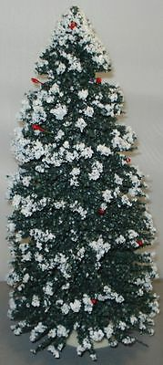 BYERS CHOICE Christmas Tree with Snow 16 inches tall FREE SHIPPING
