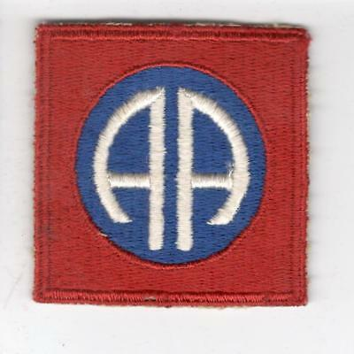 WW 2 82nd Airborne Division Patch Inv# B534