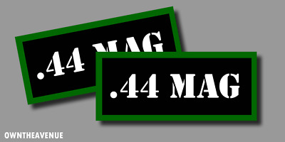 """.44 SPL Ammo Can Labels for Ammunition Case 3.5/"""" x 1.50/"""" stickers decals"""