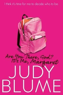 NEW Are You There, God? It's Me, Margaret By Judy Blume Paperback Free Shipping