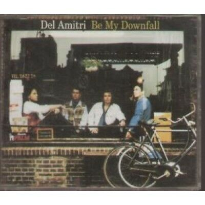 DEL AMITRI Be My Downfall CD UK A&M 1992 4 Track B/W Whiskey Remorse, Lighten
