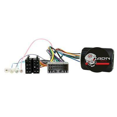 Interface Commande au volant CH3P pour Chrysler ap04 NV Connect. Pioneer Sony AD