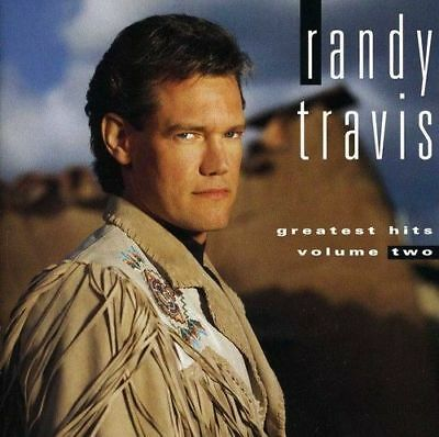 Randy Travis: Greatest Hits Volume 2 [11 Track Cd] Best Of
