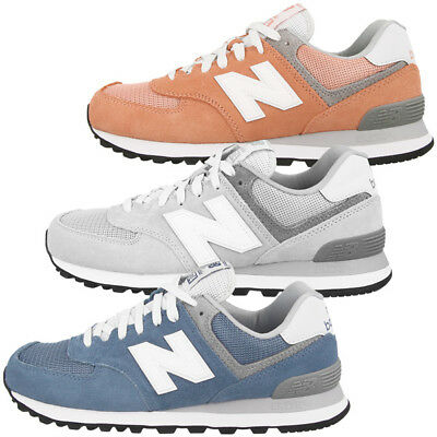 NEW BALANCE WL 574 Damen Sneaker WL574 Women Core Plus Freizeit Schuhe UL ML KL