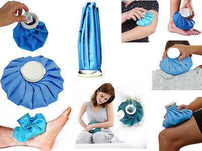 Ice Hot Bag Pain Relief Heat Pack Sports Injury Reusable First Aid Knee Head Leg