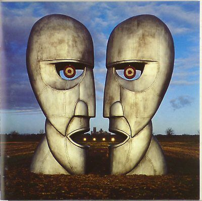 CD - Pink Floyd - The Division Bell - A5785