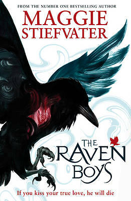 The Raven Boys by Stiefvater, Maggie