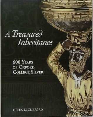 Oxford College Collection of Antique English Silver of 15th through 20th Century