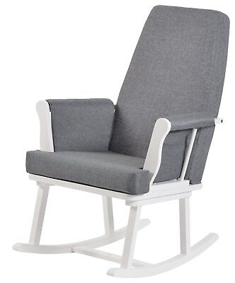KUB Haldon Rocking Chair - White. From the Official Argos Shop on ebay