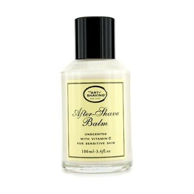The Art Of Shaving After Shave Balm - Unscented 100ml Aftershave
