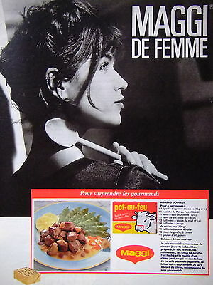 Collectibles Other Breweriana United Publicité Advertising 1991 Soupe Potage Knorr