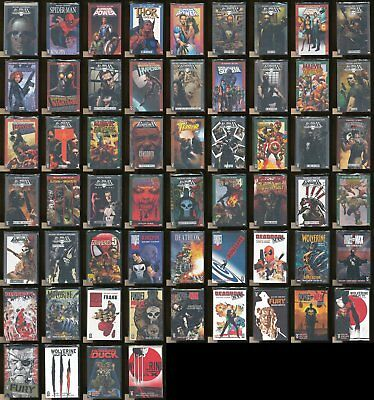 Marvel Max  Band   1 - 58 zur Auswahl  Panini  TOP