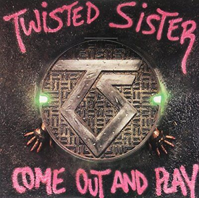 twisted sister - come out & play [cutout] [vinyl lp] (LP) 075678127519