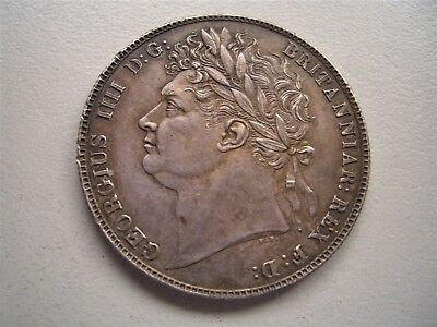 King George 1V, 1821 Halfcrown, Good Extremely Fine condition ,[467]