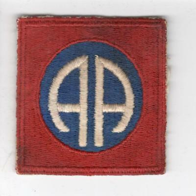 WW 2 82nd Airborne Division Patch Inv# B532