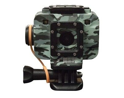 WASPCam by Cobra Wasp 9906 Camo Edition 2K WiFi Action Sports Camera Waterproof