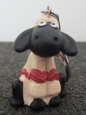 Wallace And Gromit  Key Chain -   Shaun the sheep