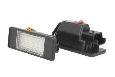 Kit plafoniere Luci Targa Led Mercedes Benz Viano Vito Bianco Canbus