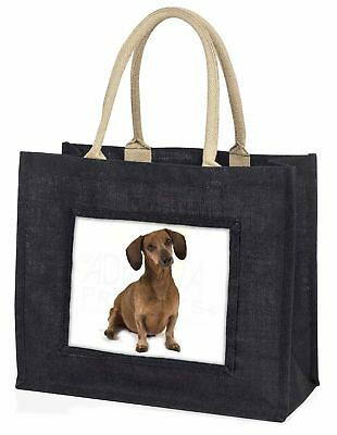 AD-DU36uBMP Dachshund Dog /'Unconditional Love/' Little Girls Small Pink Shopping