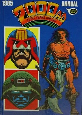 ANNUAL (2000AD, 1985), , Very Good Book