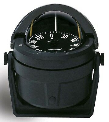 Ritchie Voyager Compass with Bracket Mount Powerdamp Dial B-80