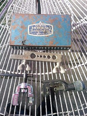 Imperial Flaring Tool Kit No 1226-F In Original Case