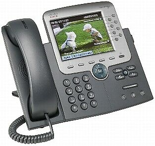 Cisco Unified IP Phone 7975G (CP-7975G=)