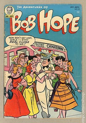 Adventures of Bob Hope #29 1954 VG- 3.5