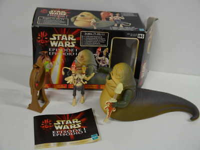 Star Wars Episode 1 - Jabba The Hutt -  Hasbro 84125