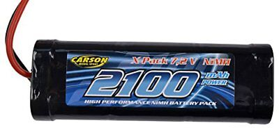 Carson C608158 2100 Mah 7.2v NIMH Racing Battery Pack from Tamiya Germany