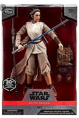 "Disney Star Wars Elite Series -  "" Rey "" Die Cast Actionfigur"