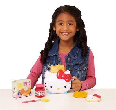 Hello Kitty Breakfast Toaster Playset