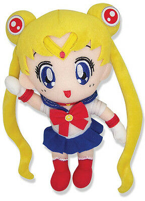 Sailor Moon Official Genuine Sailor Moon Doll Plush *NEW*