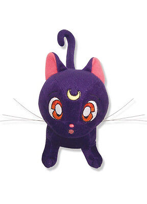 Sailor Moon Official Genuine Luna Doll Plush *NEW*