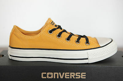 NUOVO CONVERSE Chucks ALL STAR Scarpa da ginnastica bassa used look 142231c TGL
