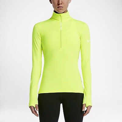 Nike Dry Element Women's Long Sleeve Running Top Shirt Sz. XS 685910