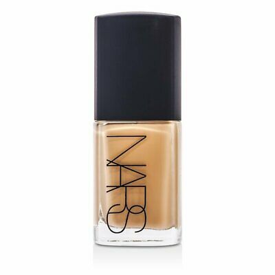 NARS Sheer Glow - Punjab (Medium 1 - Medium with Golden, Peachy Undertone) 30ml