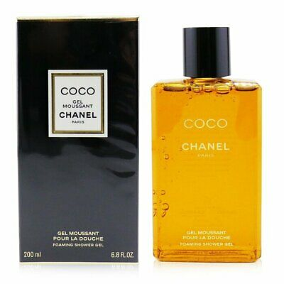 Chanel Coco Foaming Shower Gel (Made in USA) 200ml Womens Perfume