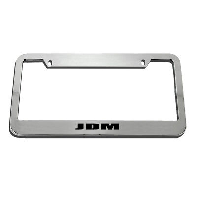 LOCALLY HATED PLATE holder jdm License Plate Frame - $5.99   PicClick