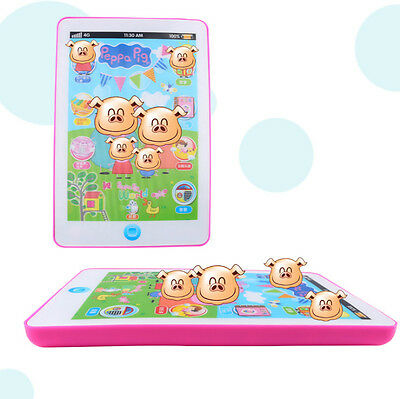 Baby  Simulator Music Tablet Phone Touch Screen Educational Toy Gift Fashion