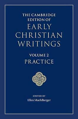 Cambridge Edition of Early Christian Writings by Translate Edited An (English) H