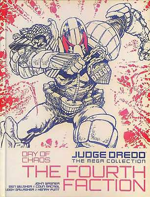 Judge Dredd Mega Collection issue 11 - Day of Chaos:Fourth Faction-NEW/SEALED