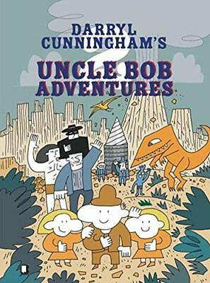 Uncle Bob Adventures 2 by Cunningham, Darryl | Paperback Book | 9781906653316 |
